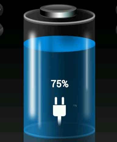 Battery HD - a battery saver app