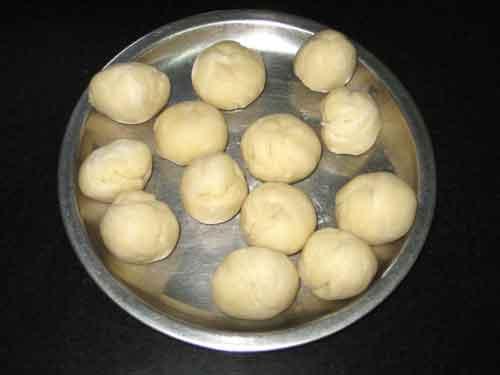 Gujia Recipe - Maida Balls