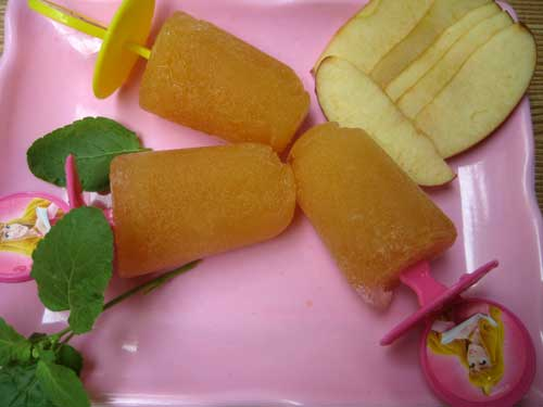 Mix Fruit Popsicle Recipe