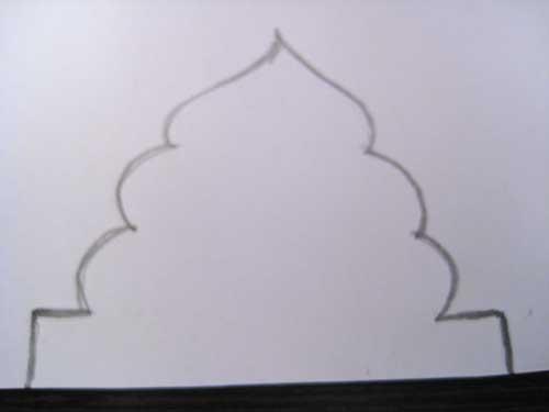 Ganesha Idol crown making