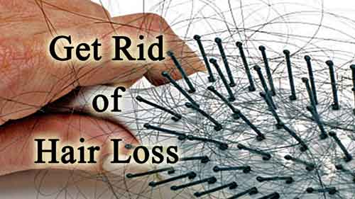 3 Easy Home Remedies For Hair Loss
