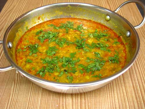 Indian Dal Recipe - Mix Dal Tidali Recipe