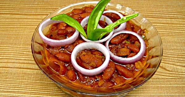 Easy Red Kidney Beans Recipe