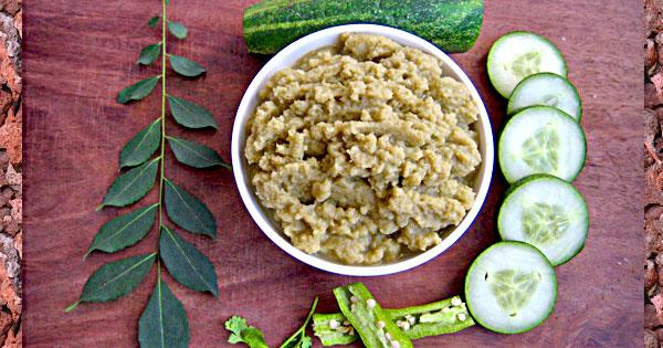 Tangy Amla Chutney Recipe