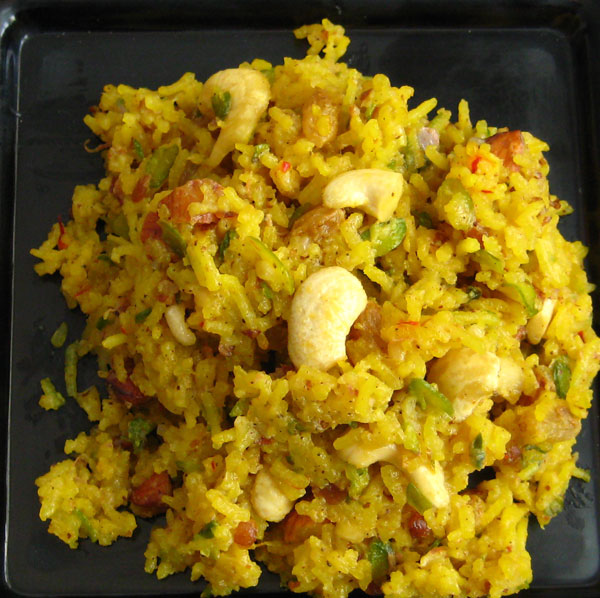 Jaipuri Mewa Pulao Recipe