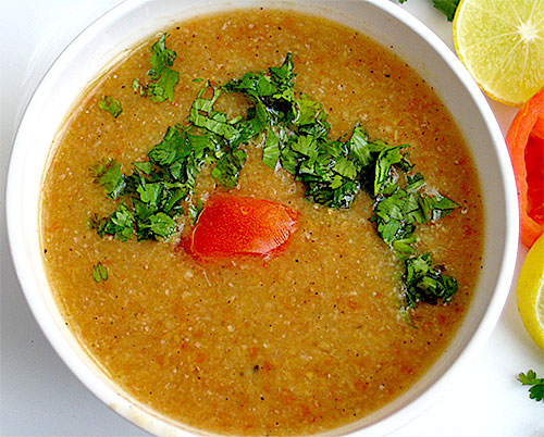 Healthy Lentil Soup Recipe