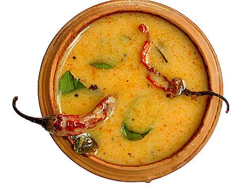Kadhi Recipe