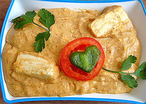 Paneer Butter Masala Recipe with Video