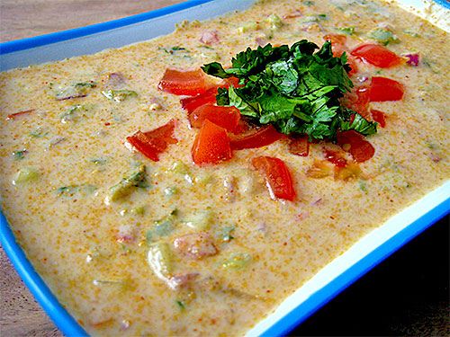 Mix Veg Raita Recipe