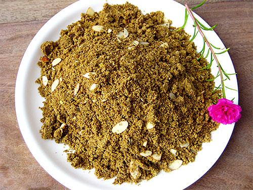 Dhaniya Panjiri Recipe for Janmashtami Festival