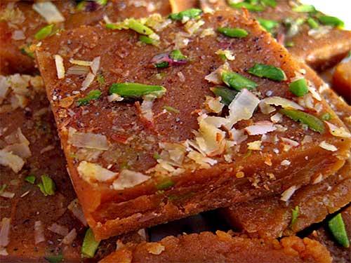 Besan Ki Barfi Recipe