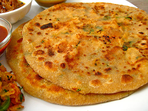 Mooli Paratha Recipe With Video By Sonia Goyal