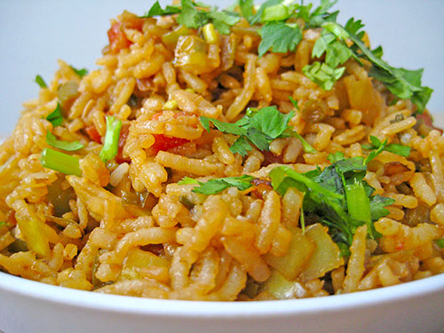 Chinese Fride Rice Recipe
