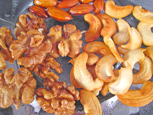 Roasted Dry Fruits