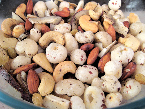 Dry Fruits Namkeen Recipe