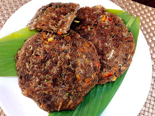 Falahari Uttapam Recipe - A Nutritious Fasting Recipe