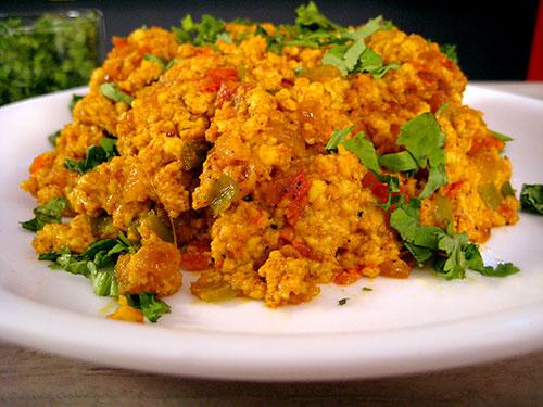 Paneer bhurji recipe from indian cuisine with video by sameer goyal paneer bhurji recipe from indian cuisine with video forumfinder Images