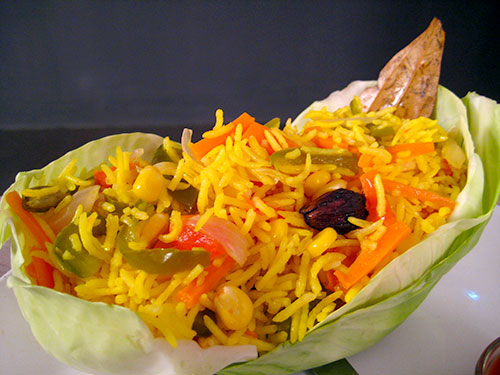 Veg Biryani Recipe From Indian Cuisine With Video