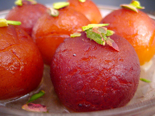 Gulab Jamun Recipe An Indian Traditional Dessert