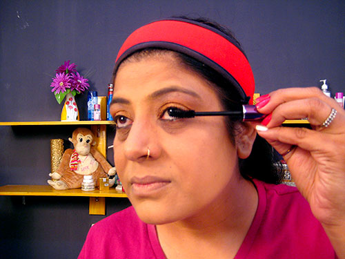 How To Do Day Makeup Step 12