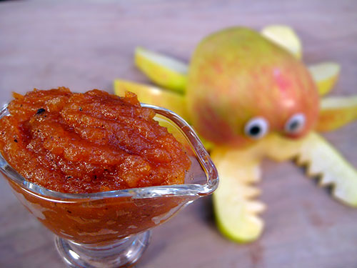 Apple Sauce Recipe From British Cuisine With Video