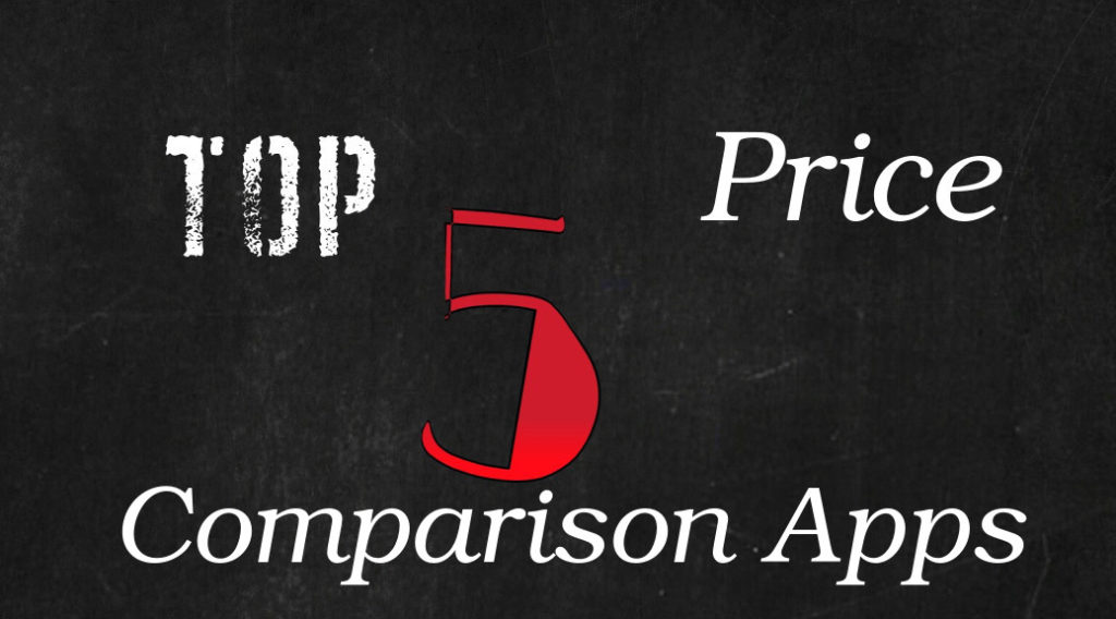 Top 5 Price Comparison Site